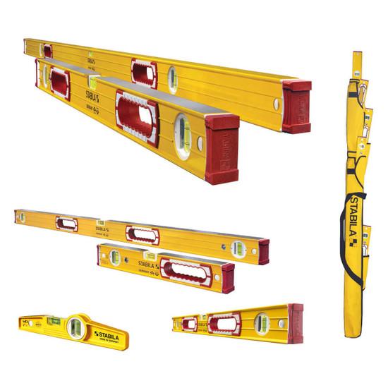 Stabila Type 196 Level Set Components