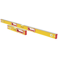 Stabila Aluminum Box Beam level set