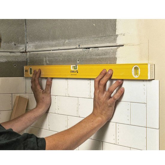 Level Tile Installation with Stabila Levels