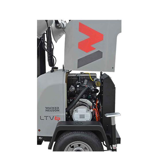 Wacker LTV-K Light Tower Motor