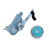 38F3 Sigma Kera-Flex Attachment with Bosch GWS8-45 Angle Grinder