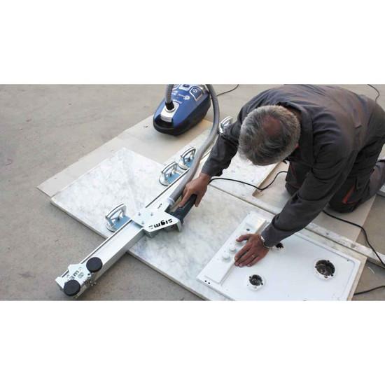 TC38F3 sigma kera-cut system for large gauged thin-panel porcelain tile