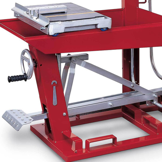MK-5005 Masonry Saw Cutting Cart