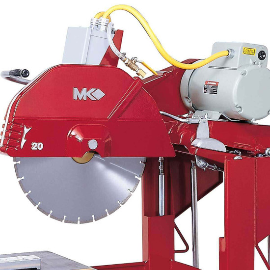 MK-5005 brick block saw action