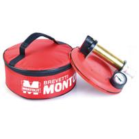 "300-76 Montolit 8"" Suction Cup with Gauge & Bag"