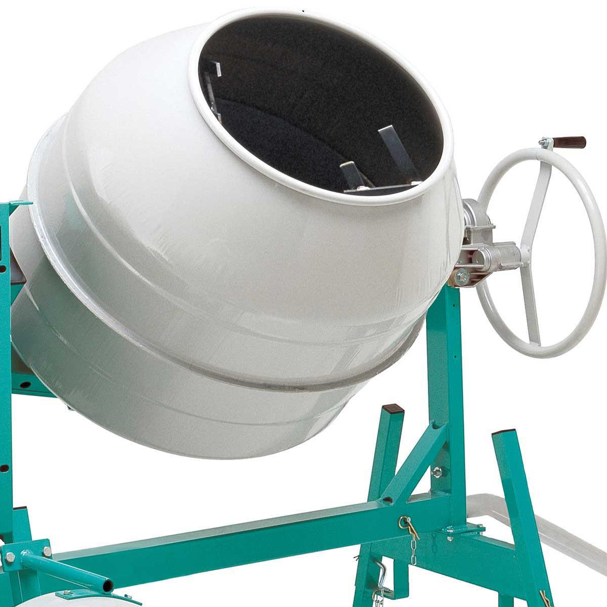 Imer Workman Concrete Mixer drum
