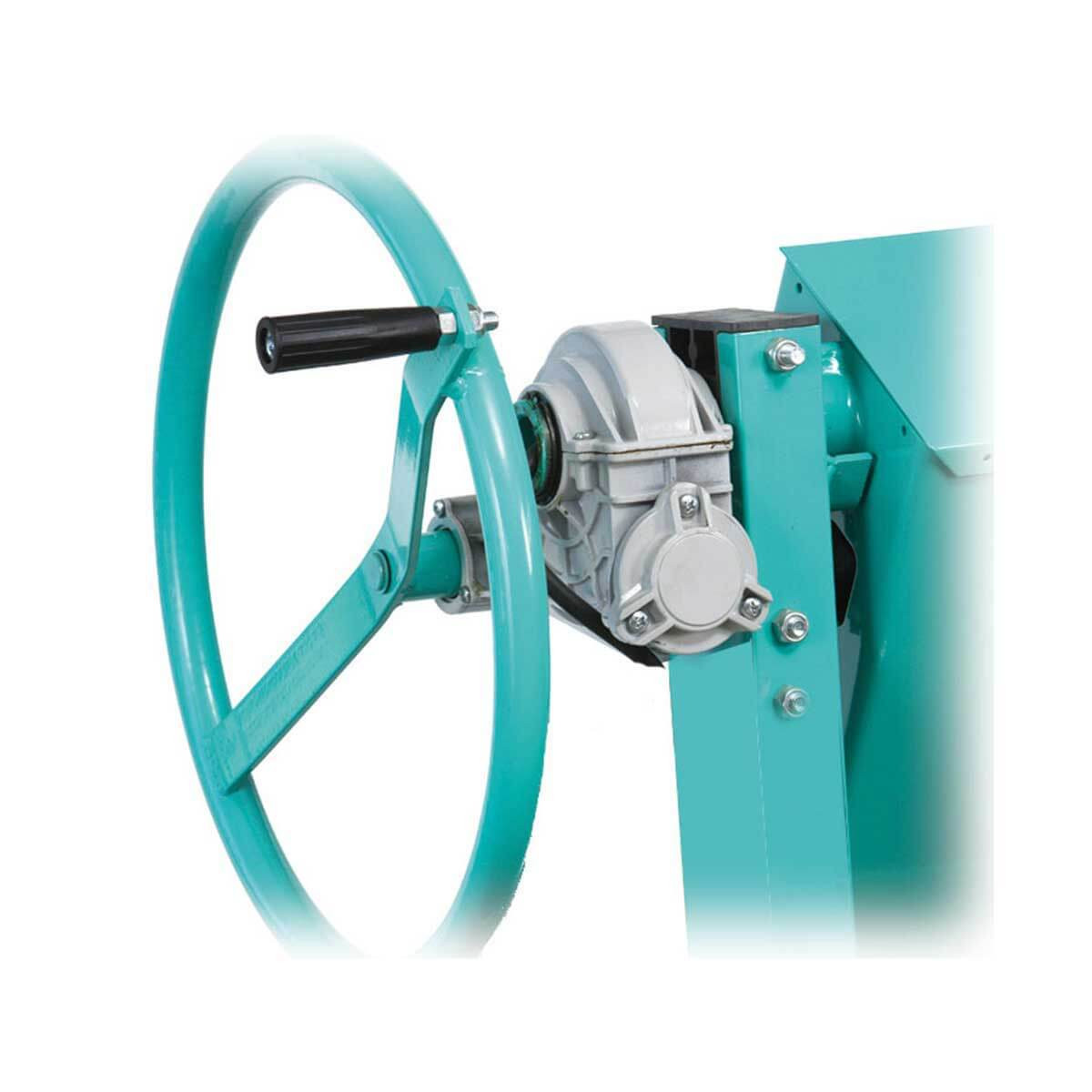 Imer concrete Mixer discharge wheel