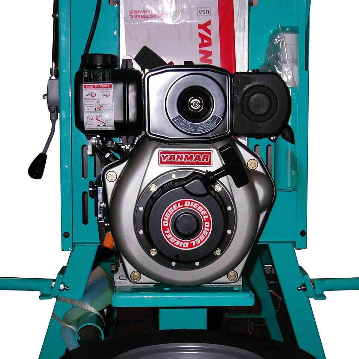 Imer Workman Concrete Mixer motor