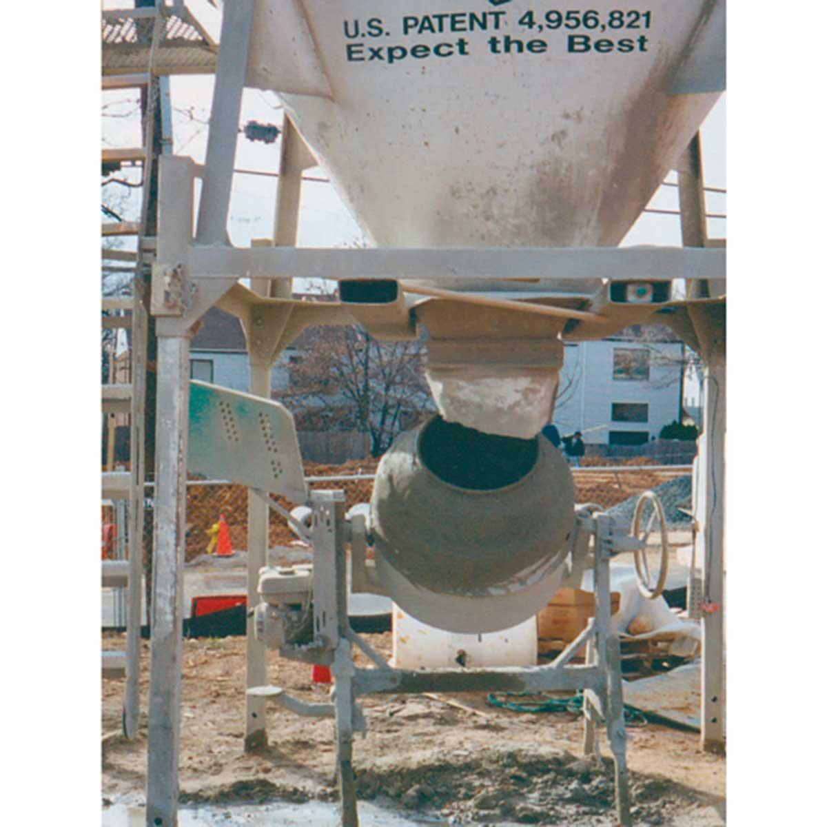 Imer Workman Concrete Mixer batch