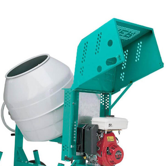 Imer Workman Cement Mixer Motor