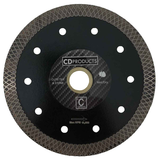 CF6 Dry Diamond Blade For Grinder