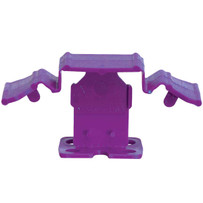 Tuscan TruSpace Green purple Seam Clips From Pearl Abrasive