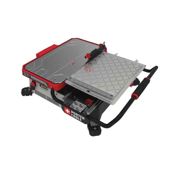 porter cable table wet tile saw