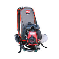 Multiquip Backpack vibrator motor, Honda GXH50 Reliable Honda 2.1 hp GXH50 4-stroke engine with low oil shut down sensor