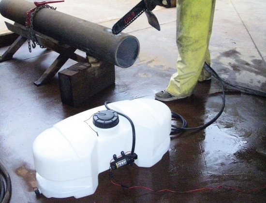 573285 ICS Portable Water Supply System - 25 gals 12 Volt