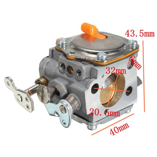 Husqvarna Carburetor for Cut-Off Saws Dimensions