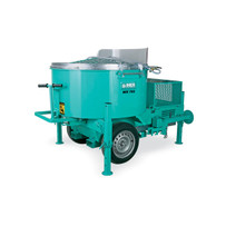 Imer Mortarman 750 Series Mixer electric mortar mixer mortar, dry pack, stucco, or sand & cement. Mix concrete