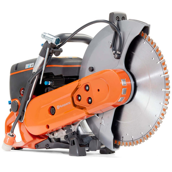 Husqvarna K 770 with Diamond Blade