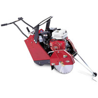MK-2013 Self Propelled Concrete saw