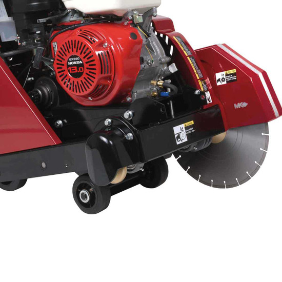 MK-2013 Gas Powered Saw