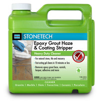 Stonetech Epoxy Grout Haze and Coating Stripper - 1 Gallon