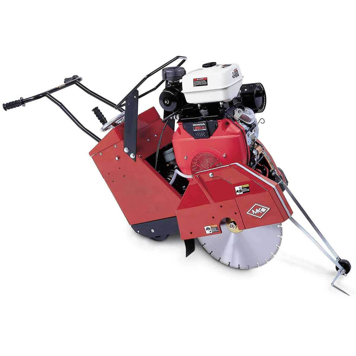 Mk 2020 20 Hp Honda Self Propelled Concrete Saw