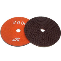 Alpha Ceramica 3 Part Wet Stone Polishing Pad - 300 Grit