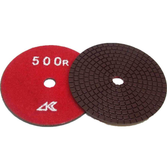Alpha Ceramica 3 Part Wet Stone Polishing Pad - 500 Grit