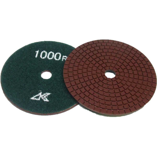 Alpha Ceramica 3 Part Wet Stone Polishing Pad - 1000 Grit