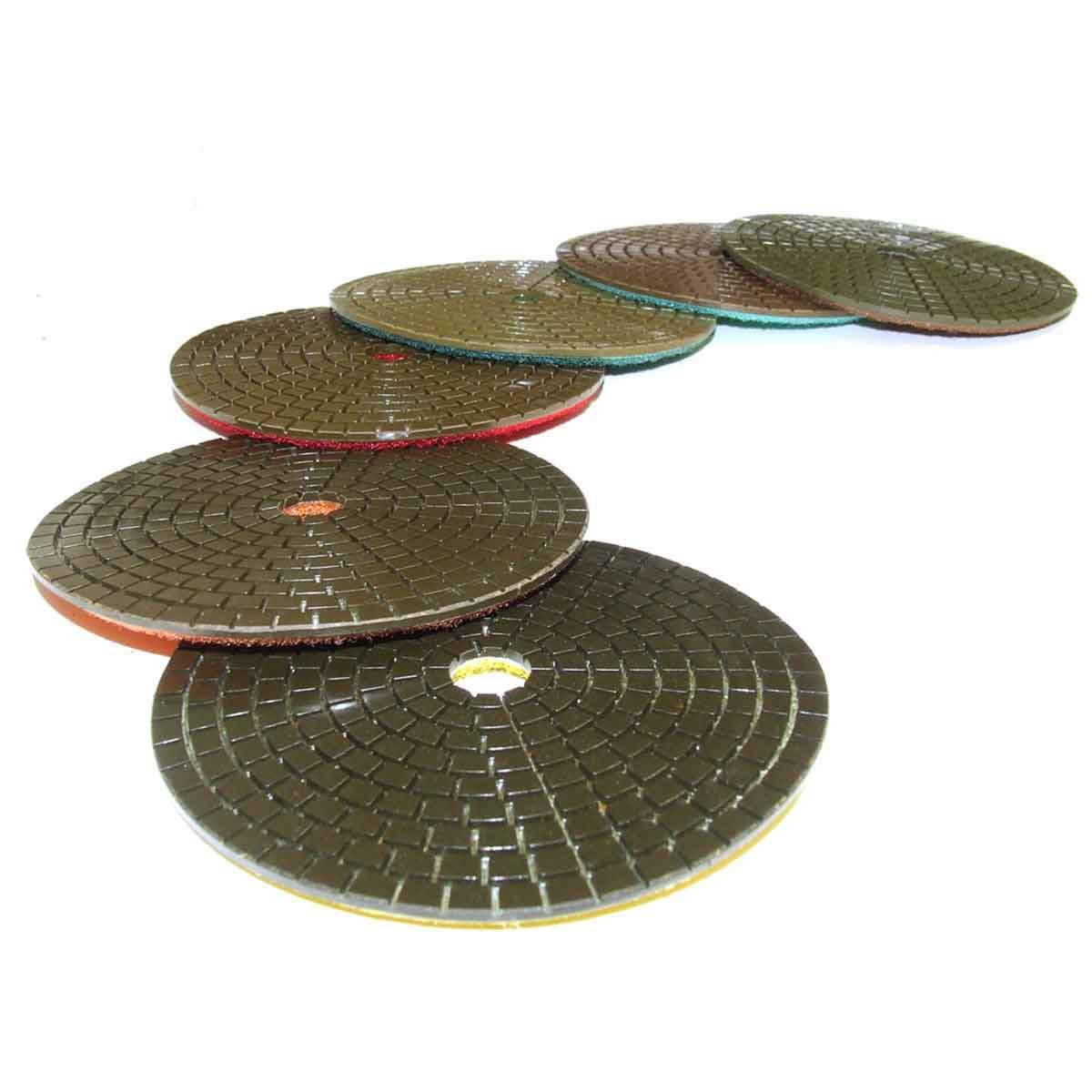 GP40150R 150 Grit Wet Stone Pads