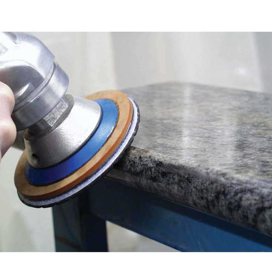 Alpha Ceramica Diamond Pads for Stone Countertops