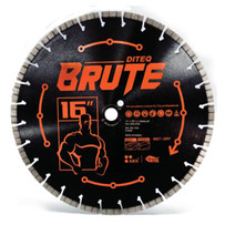 Diteq Brute Masonry and Concrete Saw Blade