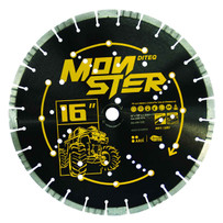 Diteq C/A-33AX Monster Diamond Blade