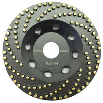 Diteq 5 inch Vacuum Brazed Bead Wheel