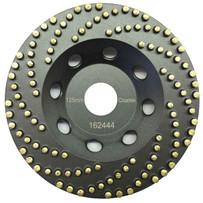 Diteq 5 inch Vacuum Brazed Bead Wheel