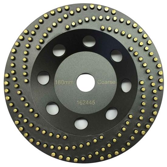 Diteq 7 inch Vacuum Brazed Bead Wheel