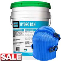 Laticrete Hydro Ban Barwalt kn1 knee pads