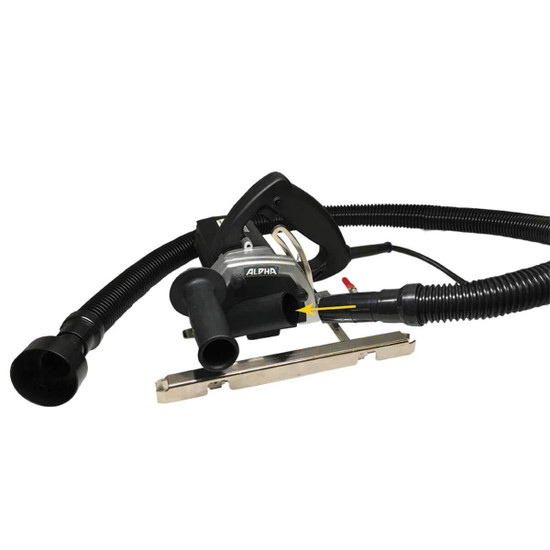 Alpha ESC-125 Vacuum Attachment