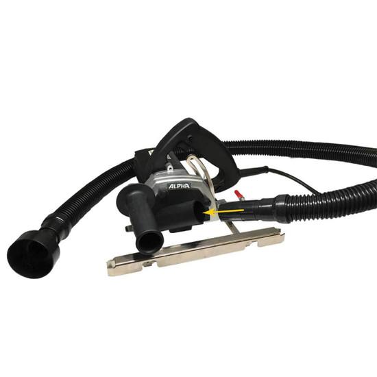 Alpha ESC-125 Vacuum Attachment