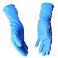 Troxell Heavy Duty Latex Disposable Gloves