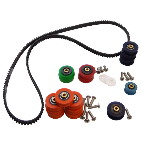 Gemini Old Grommet Kit with Belt