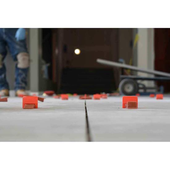 Donnelly raimondi rls Clip Dozer removal, lippage free floor