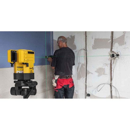 Stabila LAX50G Wall Layout Laser