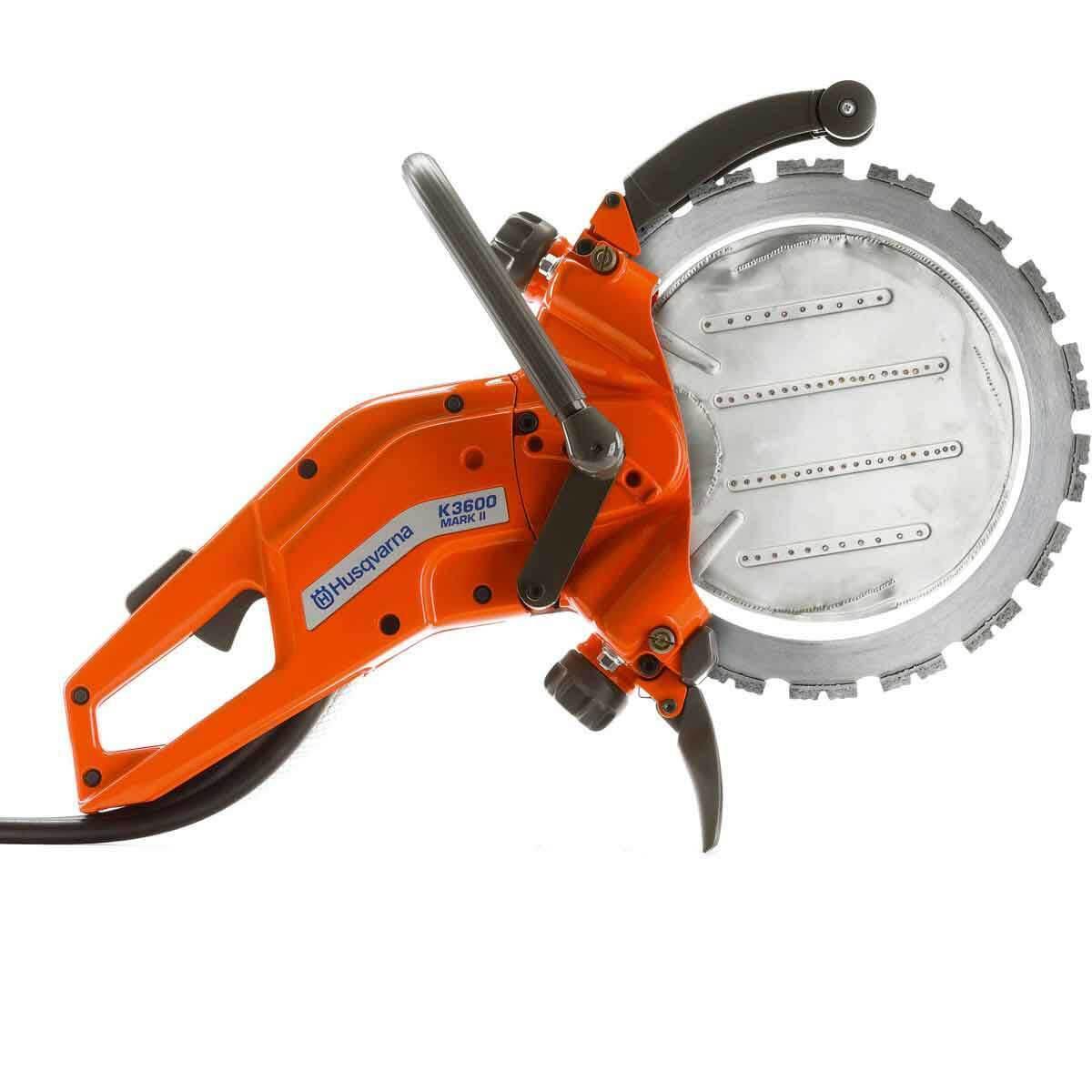 Husqvarna Hydraulic cut off saw