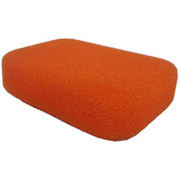 Orange Hydra Epoxy Grout Sponge
