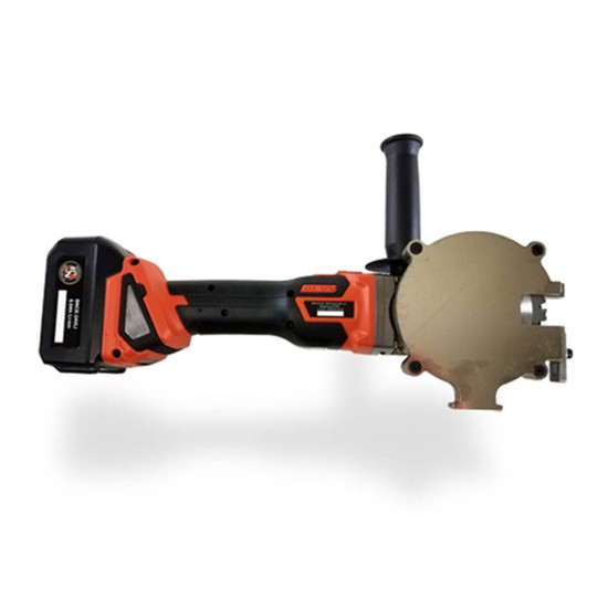 BN Products Battery Powered Cutting Edge Saw