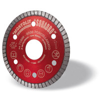 Montolit Squadro 3-3/8 in. Diamond Blade