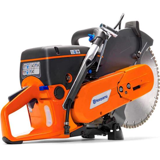 Husqvarna K760 cutting Saw air