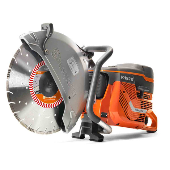 Husqvarna K1270 Concrete Saw