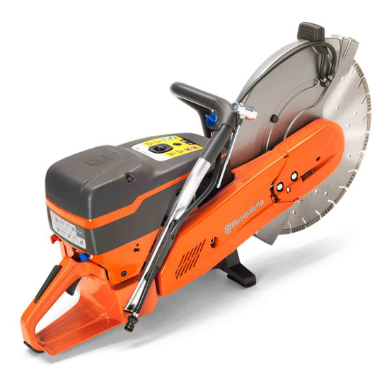 K1270 Concrete Cut-off Saw